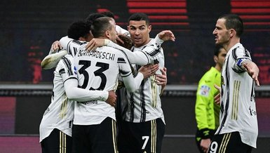 Milan Juventus 1-3 (MAÇ SONUCU - ÖZET)