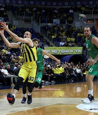 Fenerbahçe, Darüşşafaka Tekfen'i 100-79 yendi
