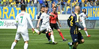 MKE Ankaragücü 0-0 Konyaspor | MAÇ SONUCU - Maç Özeti