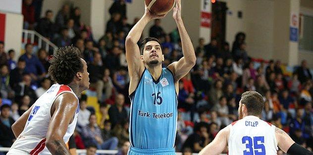 Türk Telekom FIBA Şampiyonlar Ligi'nde SIG Strasbourg'u ağırlayacak