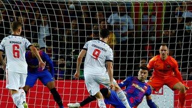 Lewandowski'den inanılmaz performans! 18 maçta...