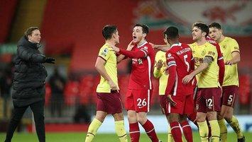 Liverpool'a Burnley şoku! 4 yıl sonra...