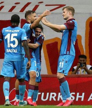 Trabzonspor Galatasaray derbisini kayıpsız geçti! İşte Fırtına'nın Süper Lig'de kalan maçları
