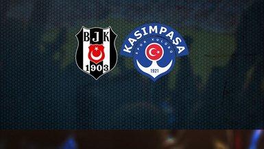 Beşiktaş Kasımpaşa maçı ne zaman, saat kaçta ve hangi kanalda canlı yayınlanacak? İşte tüm detaylar...