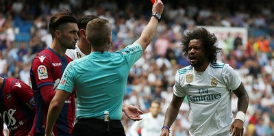 Real Madrid yine puan kaybetti