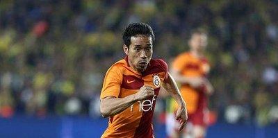 Galatasaraylı Nagatomo Japonya'nın gururu oldu!