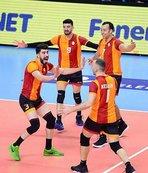 Galatasaray evinde güldü