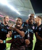 Trabzonspor eski günlerini hatırlattı