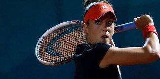 Turkey's Ozgen eliminated from Australian Open quals