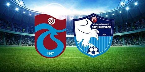 Trabzonspor - BB Erzurumspor maçı ne zaman, saat kaçta, hangi kanalda?