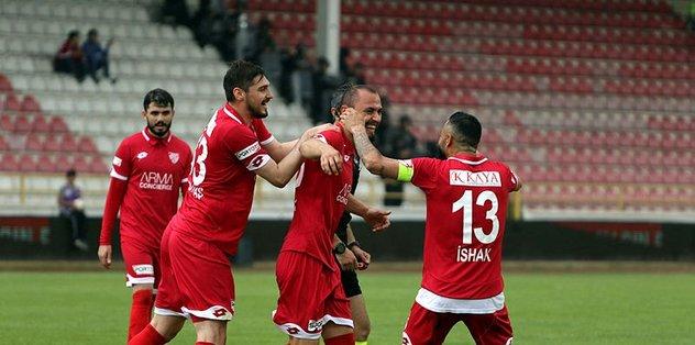 Boluspor 3-2 Eskişehirspor