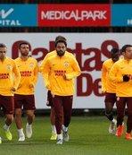 Galatasaray Alanyaspor maçına hazır