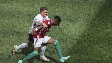 Macaristan - Fransa: 1-1   MAÇ SONUCU - ÖZET