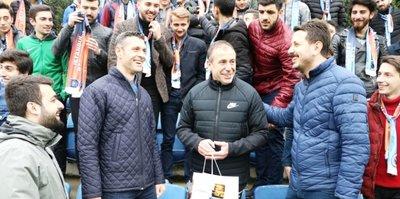 Başakşehir Spor Kulübü'ne ziyaret