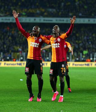 Galatasaray derbiyi aldı değeri fırladı!