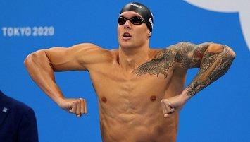 Yüzmede iki dünya rekoru birden!