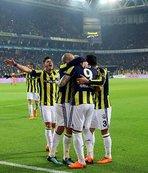 Ligin en iyisi Fenerbahçe!