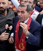 Özbek maç öncesi böyle motive etti: