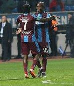 Rodallega ve Nwakaeme Türkiye'nin en iyi hücum ikilisi oldu