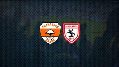 Heyecan dorukta! Adanaspor - Samsunspor maçı ne zaman, saat kaçta ve hangi kanalda canlı yayınlanacak?   TFF 1. Lig