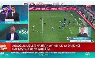 Ahmet Ağaoğlu: Haftada iki maç yapalım