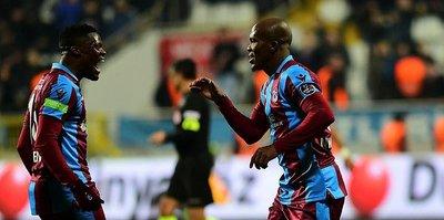 Trabzonspor'da Ekuban 1 milyon euroya alınacak