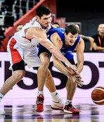 A Milli Basketbol Takımı'nda sakatlık şoku