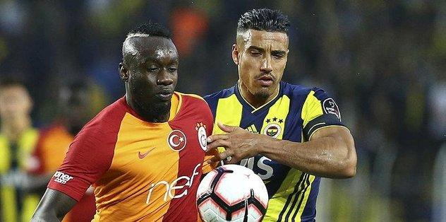 Galatasaray'da Mbaye Diagne 'Fenerbahçe'yi bana bırakın' dedi sıfır çekti!