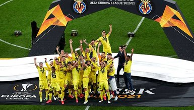 Villarreal beats Man U on penalties for Europa League title
