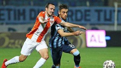 Adanaspor Adana Demirspor 2-2 (MAÇ SONUCU - ÖZET)