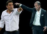 Trabzonspor-Beşiktaş karşılaşmasında 11'ler belli oldu