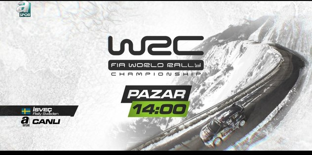 Aspor'da WRC heyecanı: Sırada İsveç var!