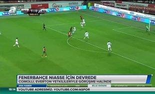Fenerbahçe Niasse için devrede