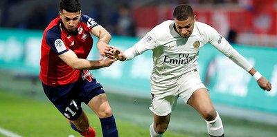 Lille 5-1 PSG | MAÇ SONUCU