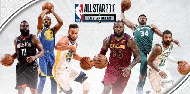 NBA All-Star festivali başlıyor