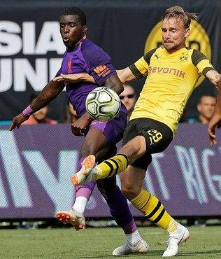 Uluslararası Şampiyonlar Kupası | Liverpool: 1 - Borussia Dortmund: 3 maç sonucu