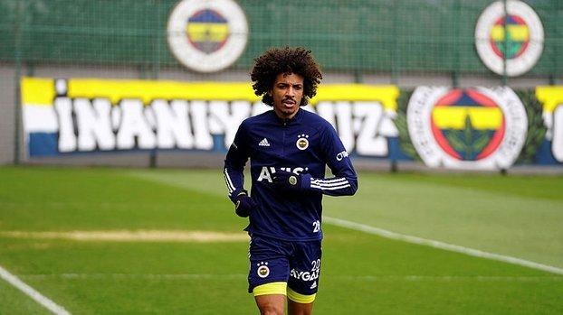 Fenerbahçe'de Luiz Gustavo'dan haber var! #