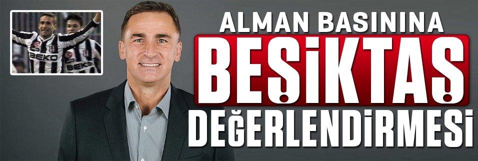 Stefan Kuntz'dan Beşiktaş değerlendirmesi
