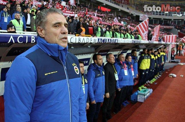Fenerbahçe'de Allahyar sürprizi! Bunu kimse beklemiyordu