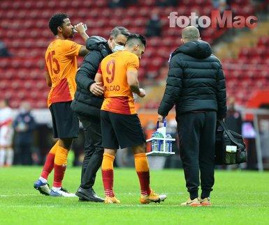 Son dakika Galatasaray haberi: Sürpriz transfer! Diagne'nin ardından Falcao bombası