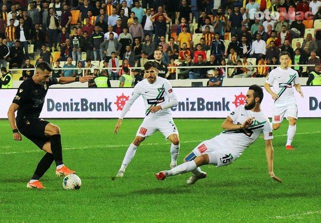 İşte Süper Lig'in 7. haftasının en iyi 11'i