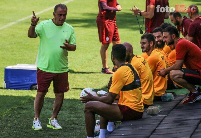 Galatasaray'da Fatih Terim'den Fenerbahçe'yi çıldırtacak hamle!