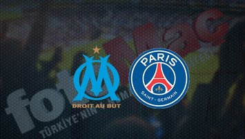 Marsilya - PSG maçı saat kaçta? Hangi kanalda?