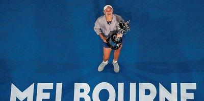 Avustralya Açık'ta şampiyon Wozniacki!