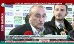 """Abdurrahim Albayrak: """"Şampiyonluğa giden önemli 3 puan aldık"""""""