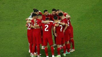 Mucizenin adı Türkiye olsun! İşte Güneş'in İsviçre maçı 11'i