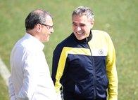 Fenerbahçe'de teknik direktör Ersun Yanal hedefi belirledi