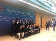Şenol Güneş UEFA Elit Teknik Direktörler toplantısına katıldı