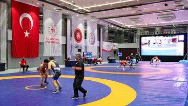 Türkiye, 23. Uluslararası Gençler Şampiyonlar Güreş Turnuvası'nda şampiyon oldu