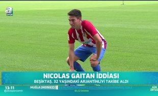 Beşiktaş için transfer iddiası! Nicolas Gaitan